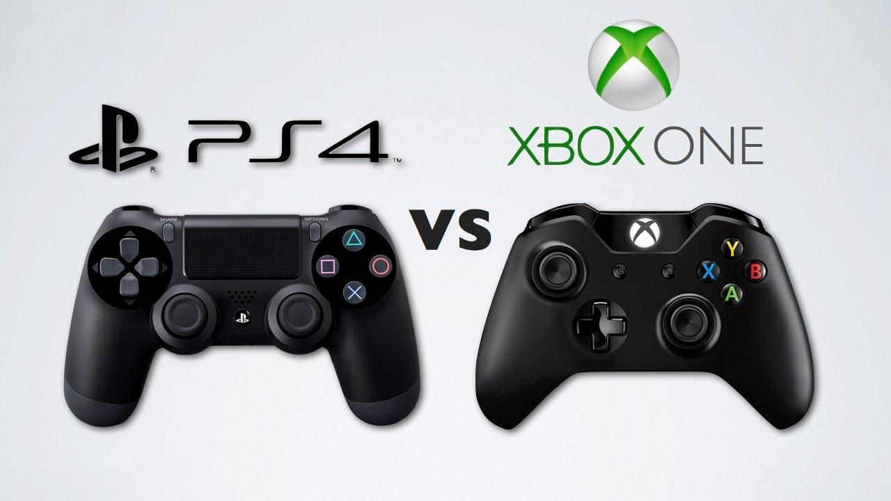Microsoft Xbox 360 S 4GB vs Sony PlayStation 4