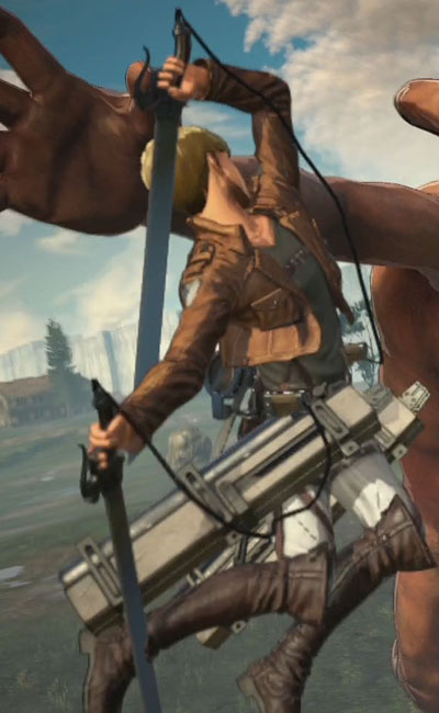 Attack On Titan 2 Review (Nintendo Switch)