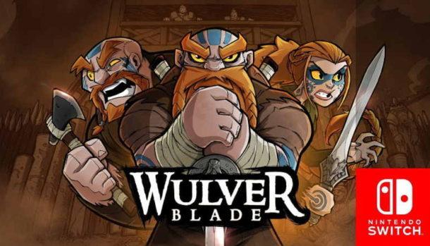 Wulverblade Review (Nintendo Switch) - Pixelated Gamer