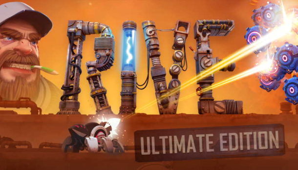 RIVE: Ultimate Edition Review (Nintendo Switch) - Pixelated Gamer