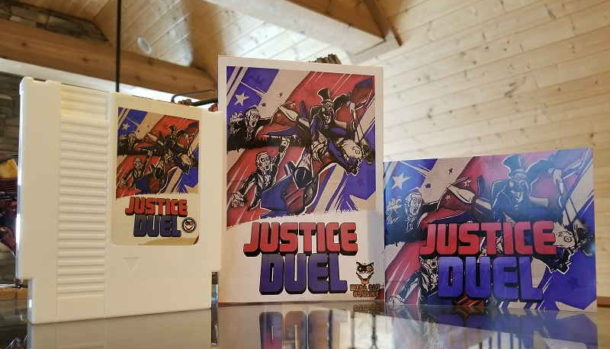 Justice Duel (NES) - Pixelated Gamer