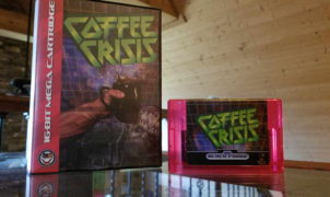 Coffee Crisis Review (Sega Genesis) - Pixelated Gamer