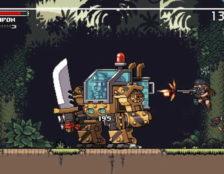 Mercenary Kings Reloaded Review (Nintendo Switch) - Pixelated Gamer