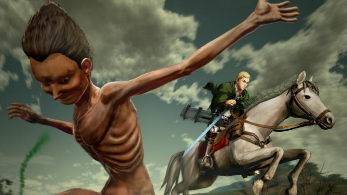 Attack On Titan 2 Review (Nintendo Switch) - Pixelated Gamer