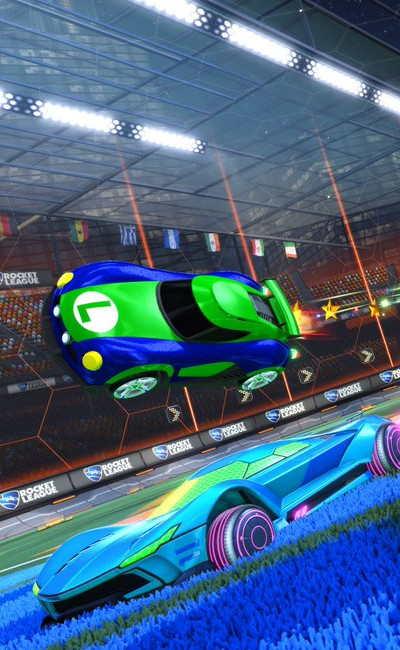 Rocket League Review (Nintendo Switch)