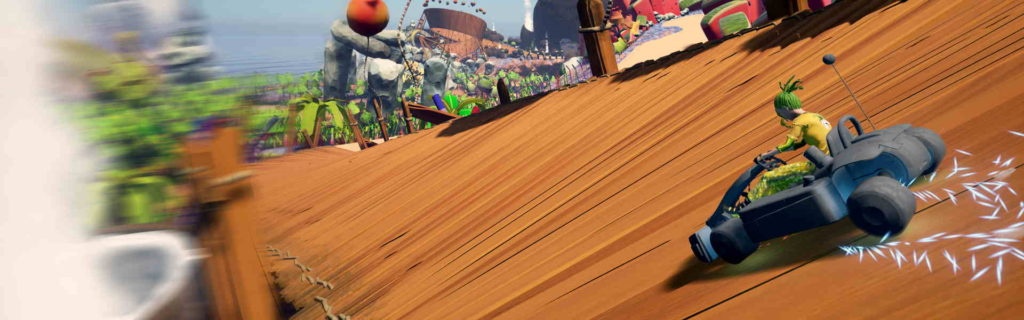 All-Star Fruit Racing Review (PC) - Early Access