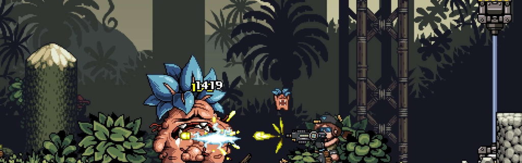 Mercenary Kings Reloaded Edition Release Trailer