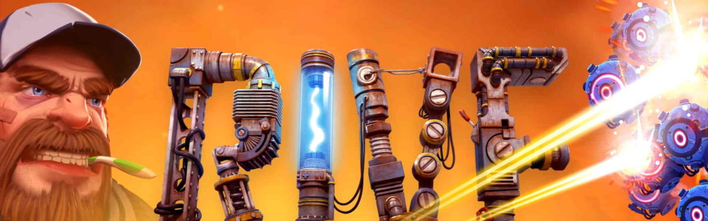 RIVE: Ultimate Edition Review (Nintendo Switch)