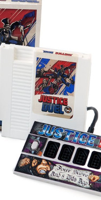 JUSTICE DUEL REVIEW (NES)