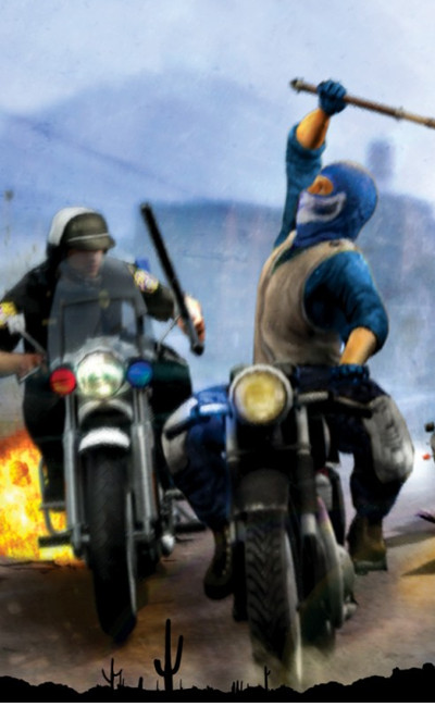 Road Redemption Review (Nintendo Switch)