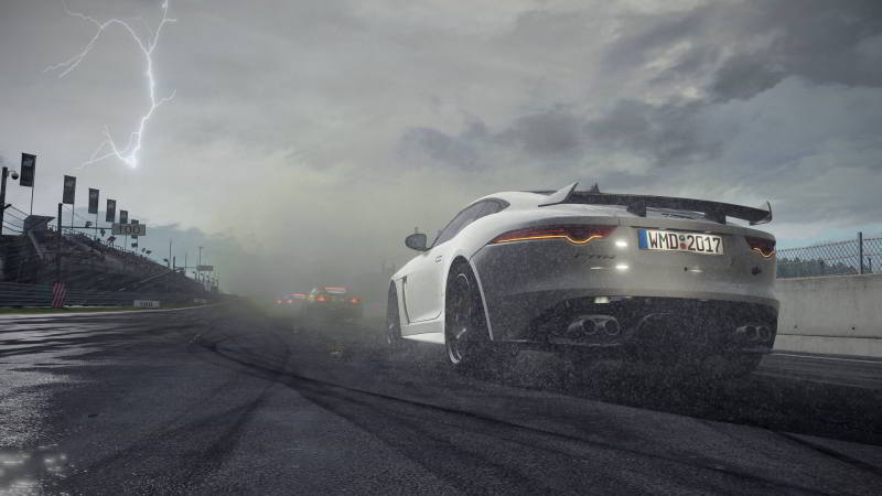 Project Cars 2 (PS4 Pro)