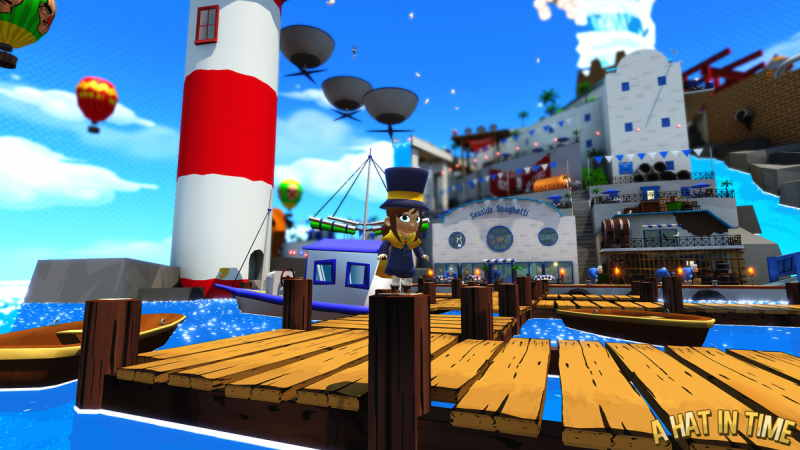 A Hat in Time Review (PC) - Pixelated Gamer