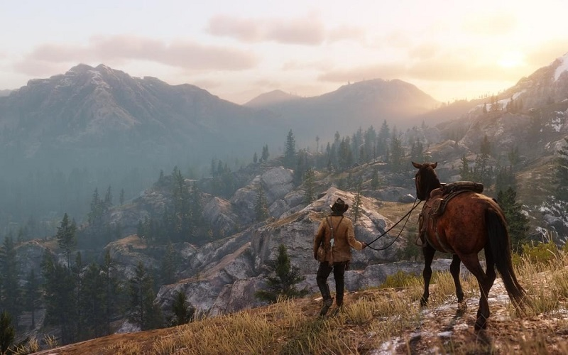 Red Dead Redemption 2 Review (Xbox One X) - Pixelated Gamer