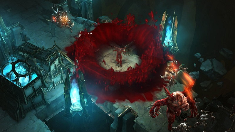 Diablo III: Eternal Collection Review (Nintendo Switch) – Pixelated