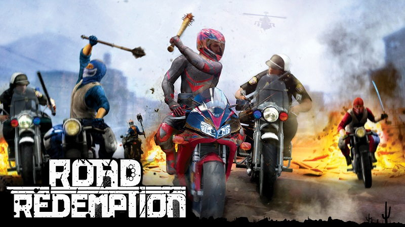 Road Redemption Review (Nintendo Switch) - Pixelated Gamer
