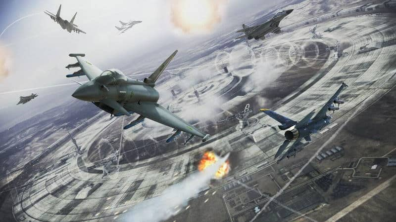 Ace Combat 7: Skies Unknown Review (Xbox One X) – Pixelated