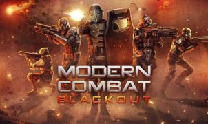 Modern Combat Blackout Review (Nintendo Switch) - Pixelated Gamer