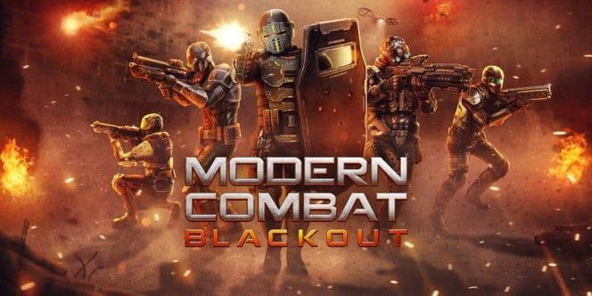 Modern Combat Blackout Review (Nintendo Switch) - Pixelated Gamer