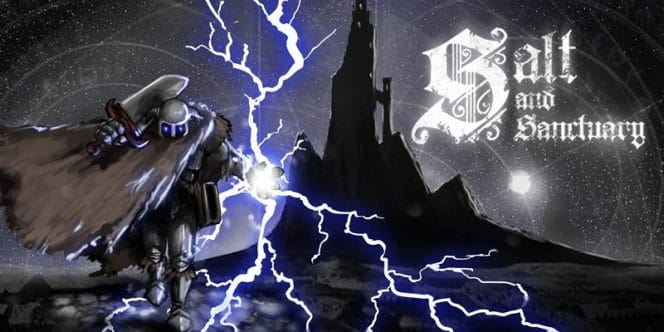 Salt and Sanctuary Review (Xbox One X) - Pixelated Gamer