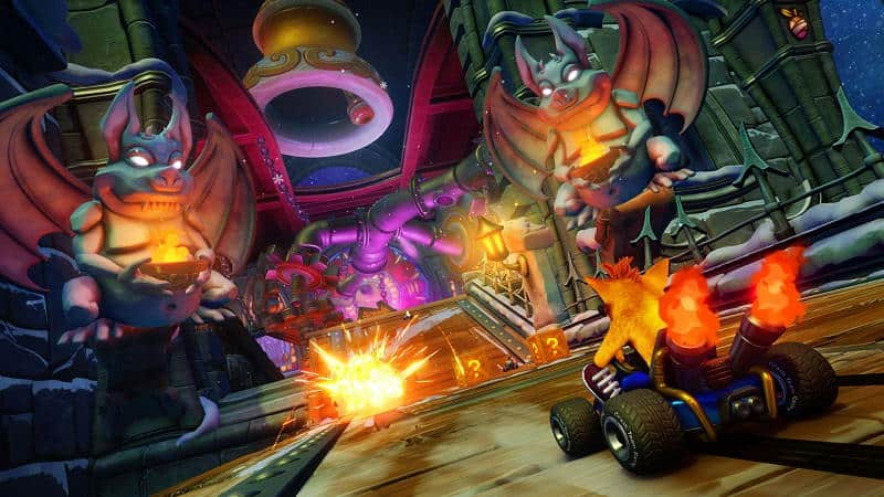 Crash Team Racing Nitro-Fueled Review (Xbox One X) - Pixelated Gamer