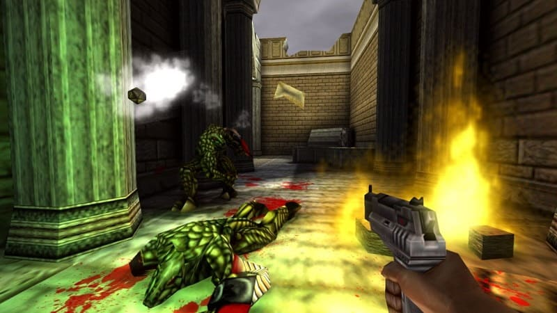 Turok 2: Seeds of Evil Review (Nintendo Switch) - Pixelated Gamer