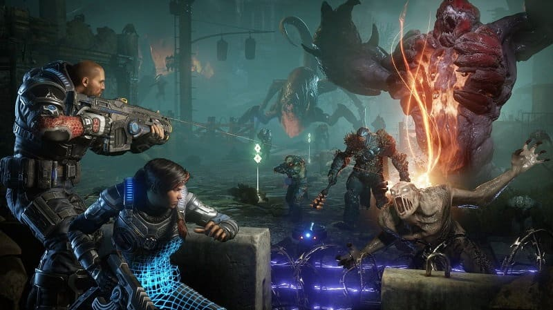 Gears 5 Campaign Review (Xbox One X) - Pixelated Gamer