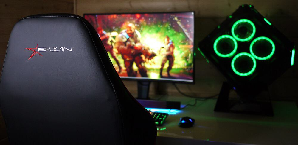 EWin Knight Series Gaming Chair Review - Pixelated Gamer