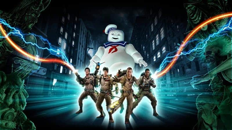 ghostbusters video game switch review - Ghostbusters: The Video Game Remastered Review (Switch)  Nintendo Life Manga Art Style