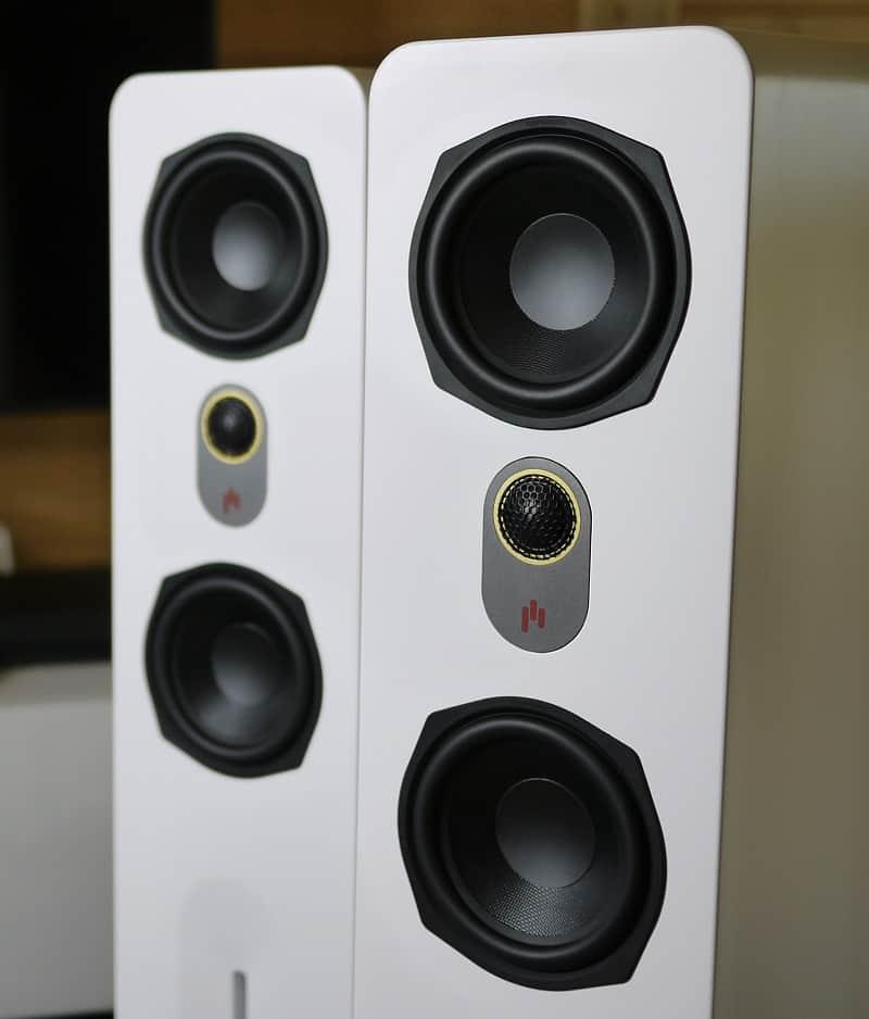 Aperion Audio Novus Floorstanding Speaker Review - Pixelated Gamer