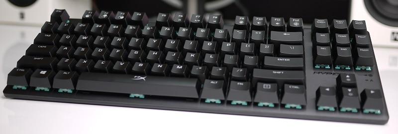 Alloy Origins Core: HyperX Aqua Tactile Switches Review