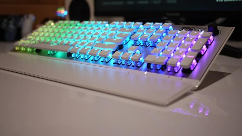 ROCCAT Vulcan 122 AIMO Review - Pixelated Gamer