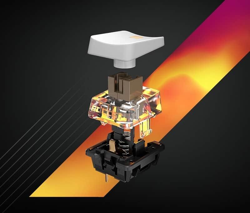 ROCCAT-developed Titan Switches