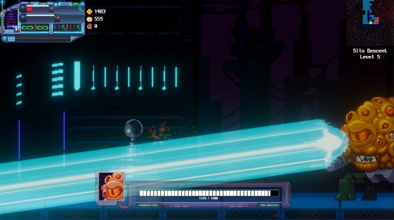 Bite the Bullet Review (PC) - Pixelated Game