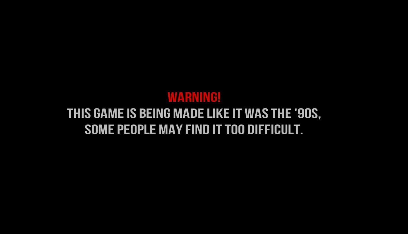 Hellbound Game Warning