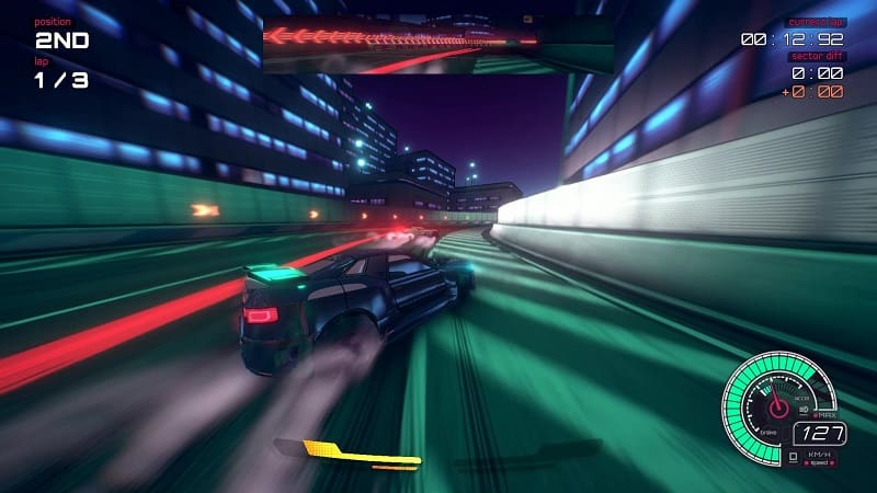 Inertial Drift Review (Switch) - Pixelated Gamer