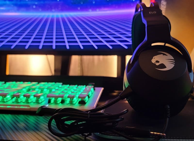ROCCAT Elo Gaming Headsets Review - Pixelated Gamer