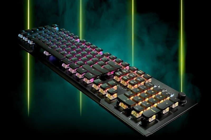 ROCCAT Vulcan Pro Keyboard Review