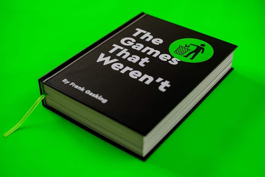 The Games that Weren't: Book Review - Pixelated Gamer