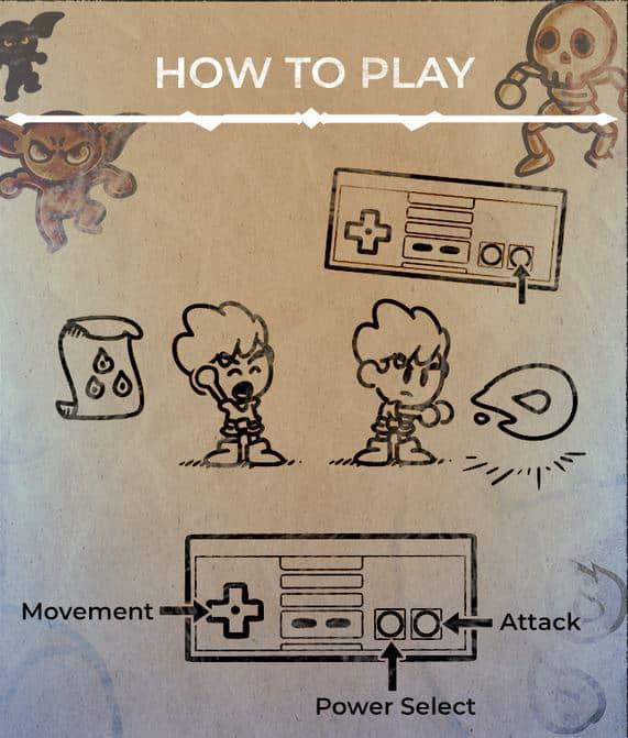 Roniu's Tale - Premières impressions (NES) - Joueur pixelisé